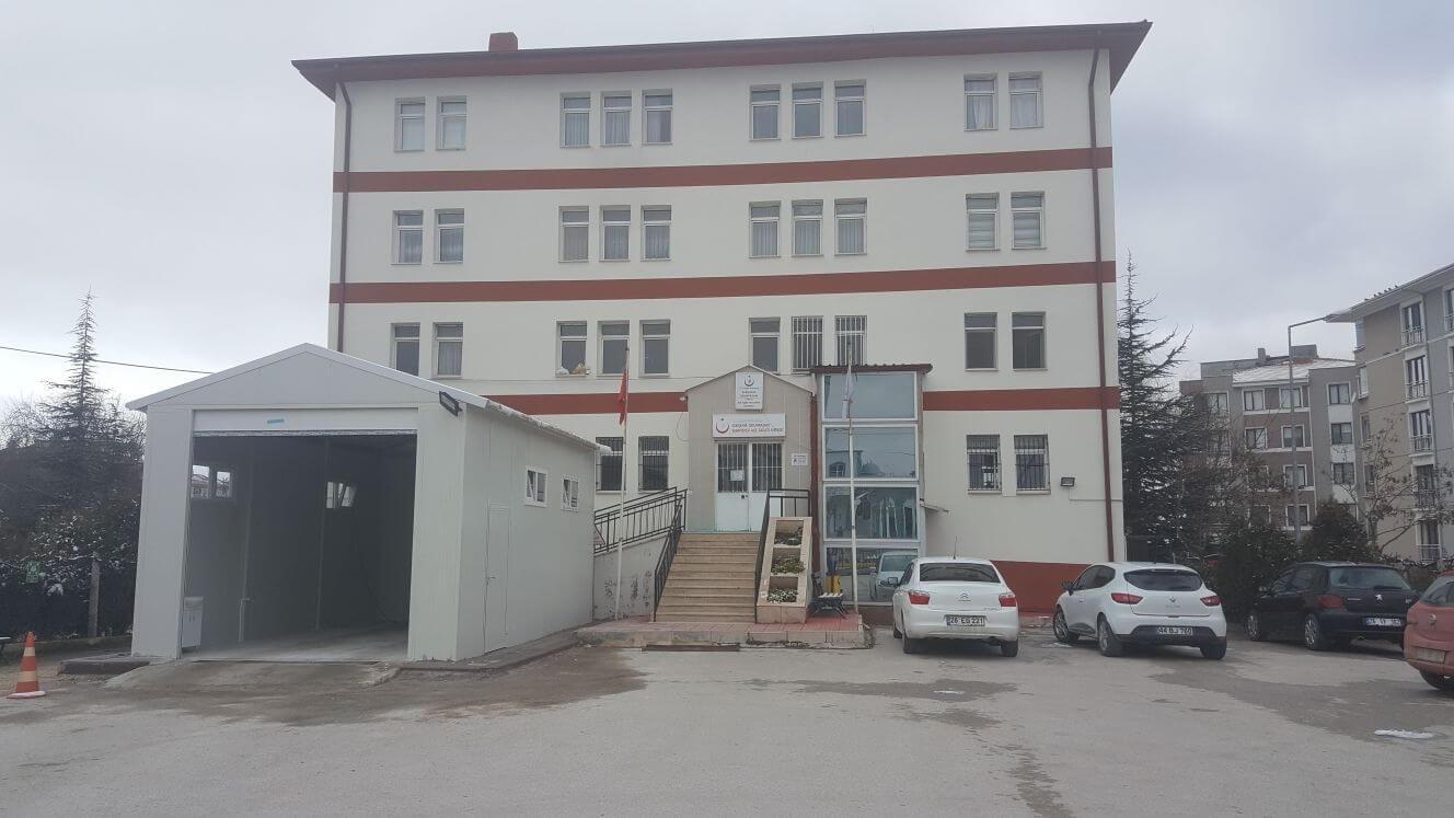 Eskisehir Sahintepesi Aile Sagligi Merkezi